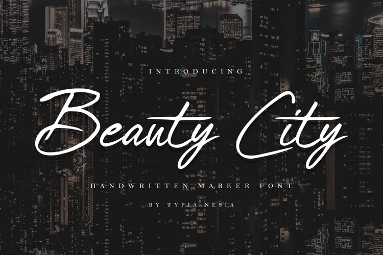 Beauty City example image 1