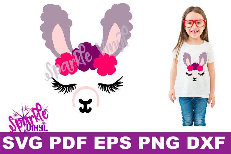 Llama Face SVG DXF EPS PNG Llama design clipart