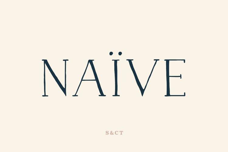 Naive Family example image 1