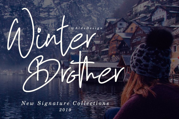 Winter Brother example image 1