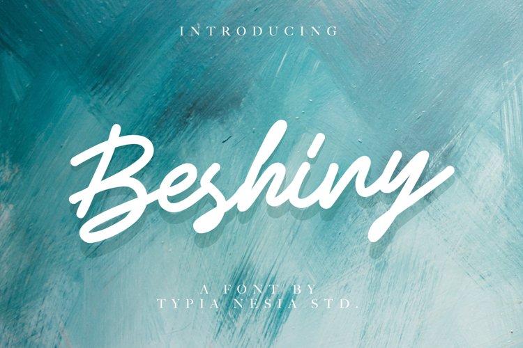 Beshiny example image 1