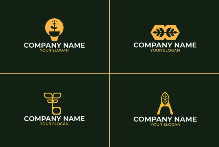 Plants Logo Bundle