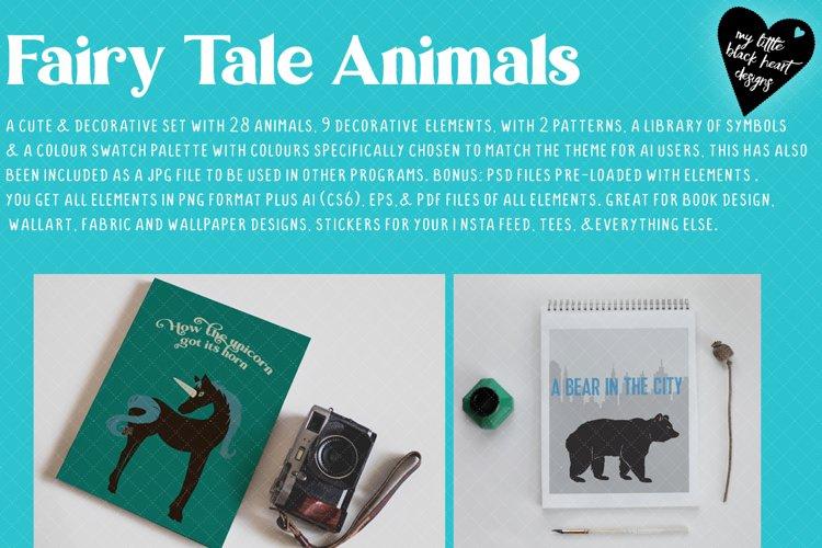 Fairy Tale Animals