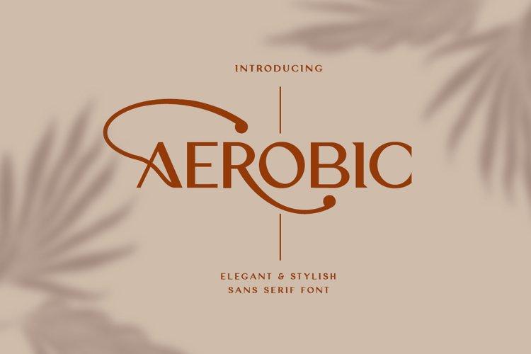 Aerobic example image 1