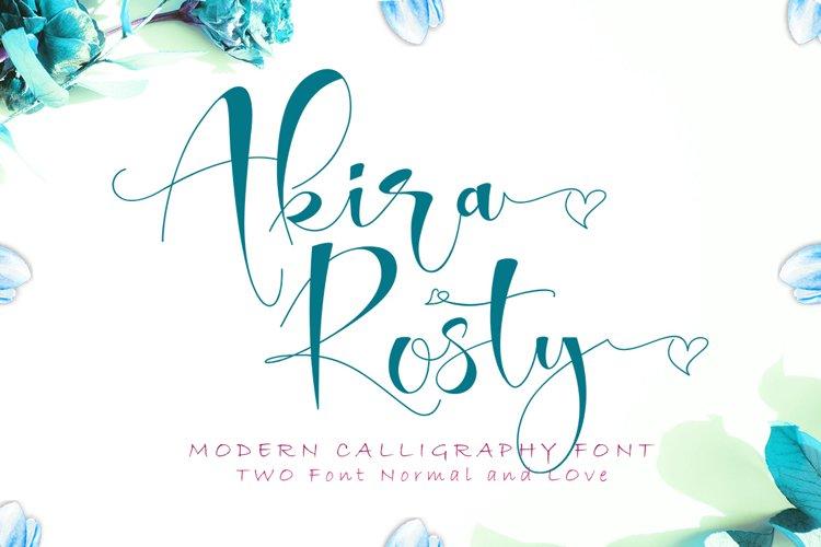 Akira Rosty example image 1