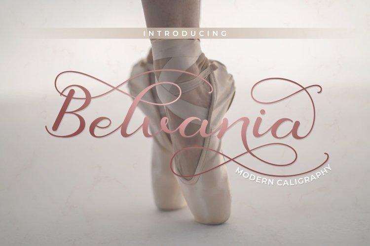 Belvania