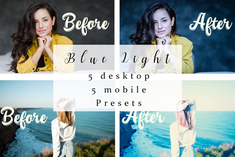 Lightroom Mobile And Desktop Preset for Photographers and Bl example image 1