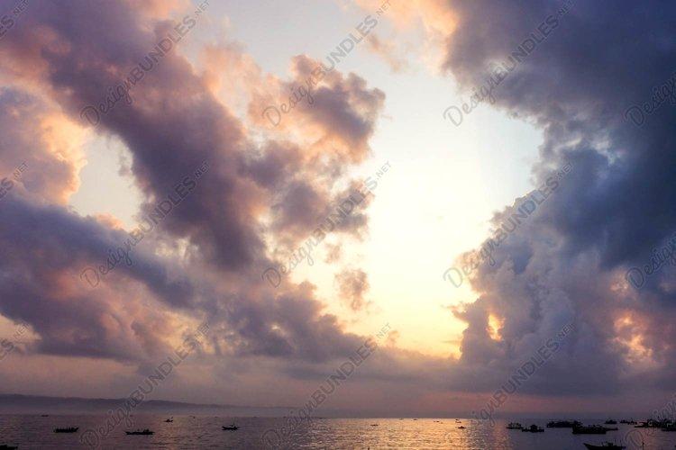 Stock Photo - Purple Sky example image 1