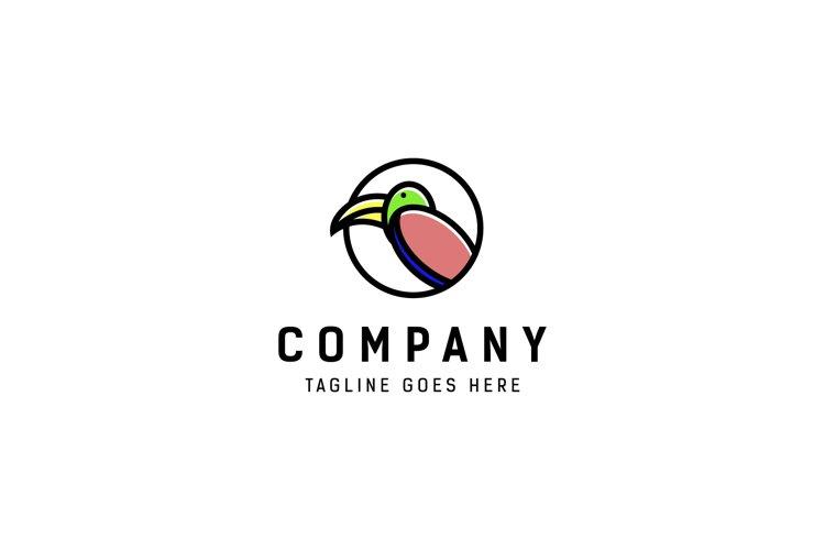 parrot bird logo example image 1