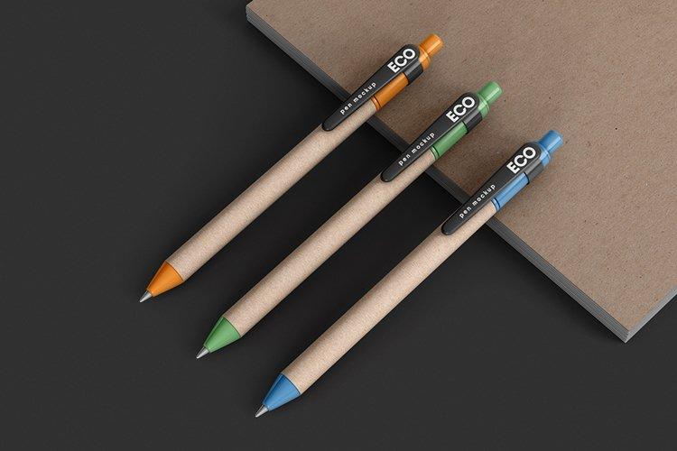 Eco Pen Mockup