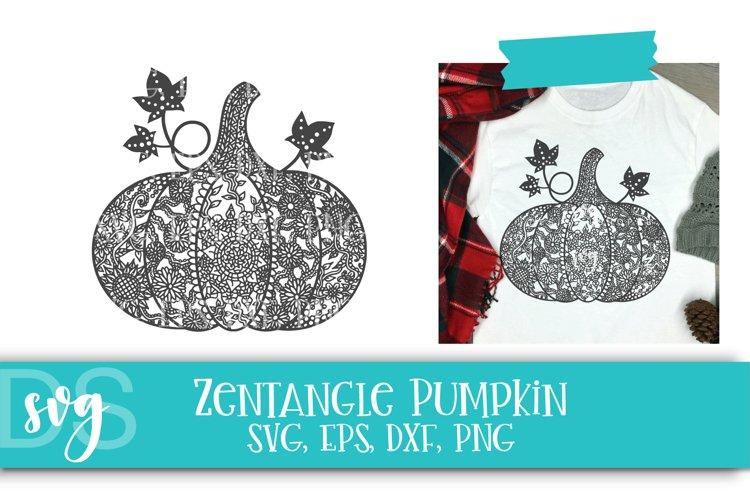 Pumpkin SVG, Fall SVG, Thanksgiving, Halloween example image 1