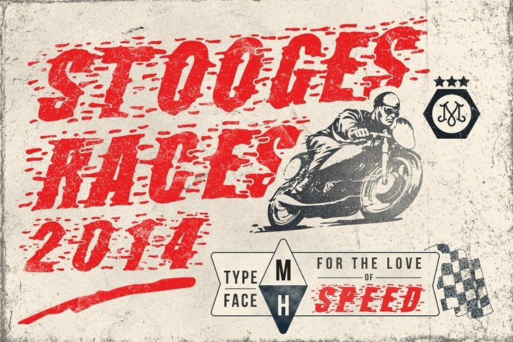 Stooges Races example image 1