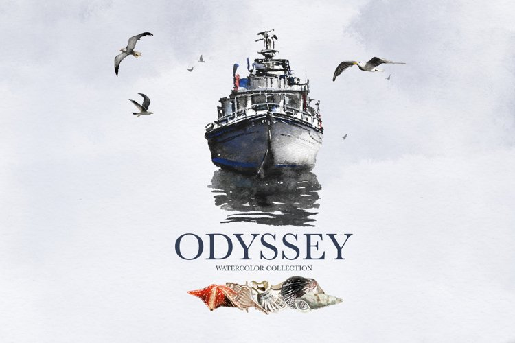 Odyssey Watercolor Collection