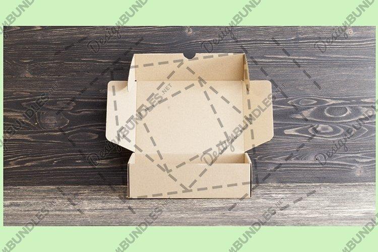 Cardboard box example image 1