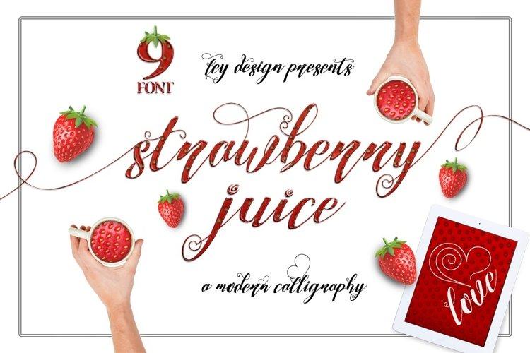 Strawberry Family example image 1
