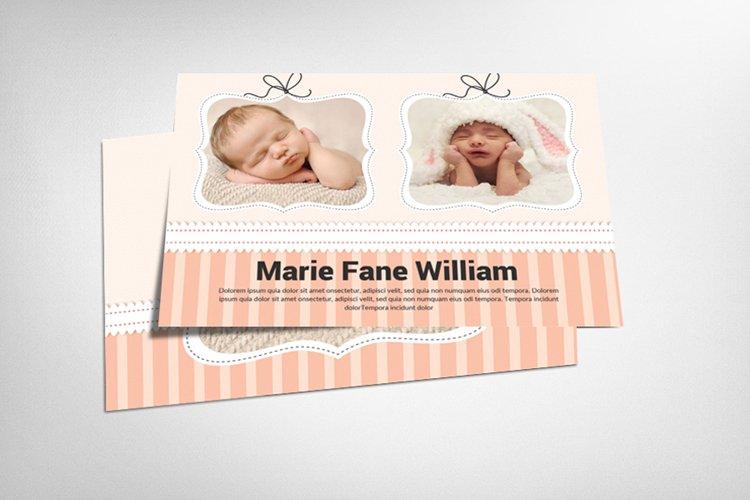 Kids Birthday Invitation Card example image 1