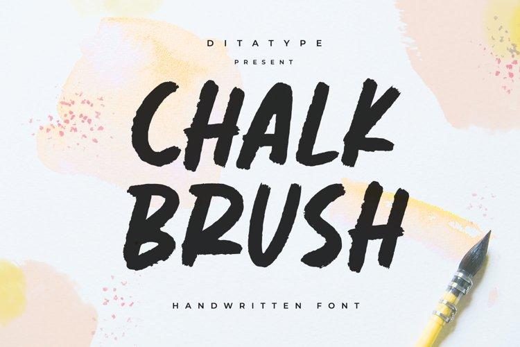 Chalk Brush example image 1