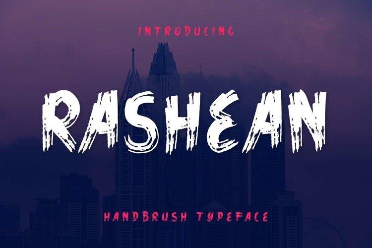 Rashean example image 1