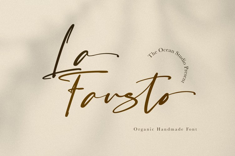 La Fausto example image 1