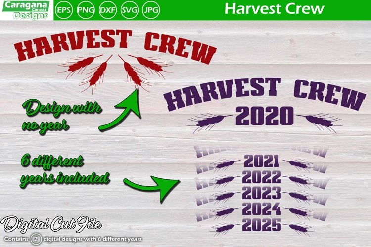 Harvest Crew example image 1