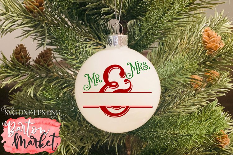 Mr & Mrs Monogram for Crafters