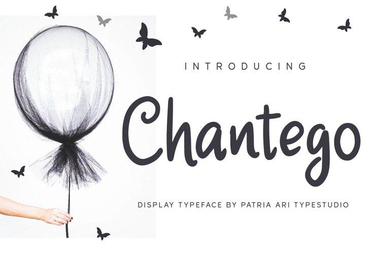 Chantego example image 1