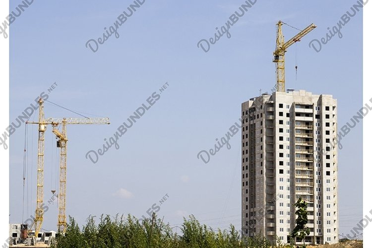 multi-storey building, landscape example image 1