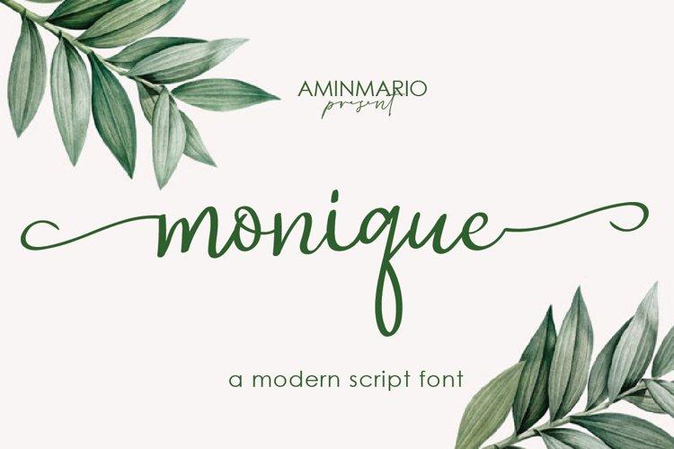monique example image 1