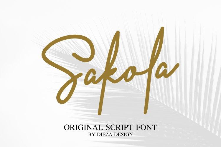 Sakola