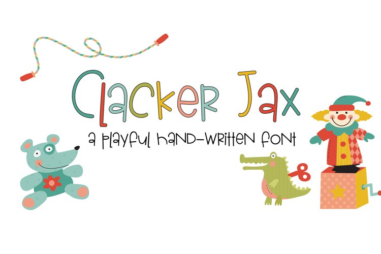 PN Clacker Jax example image 1