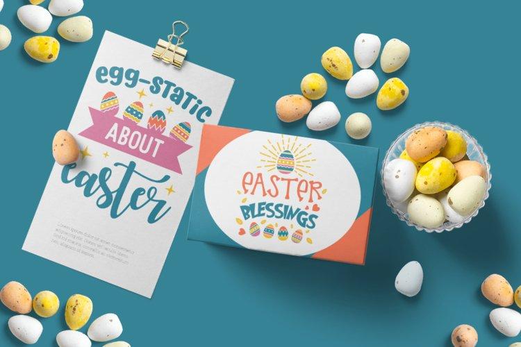 Easter SVG Bundle example 1