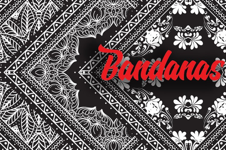 Bandanas Ornaments Big Collection example image 1
