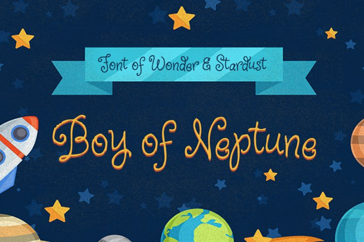 Boy of Neptune example image 1