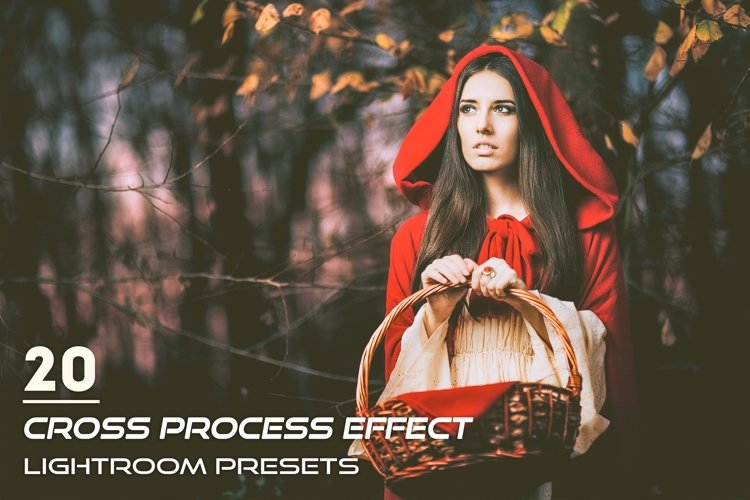 20 Cross Process Effect Presets example image 1