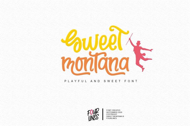Sweet Montana example image 1