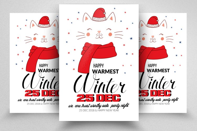 Marry Christmas Flyer example image 1