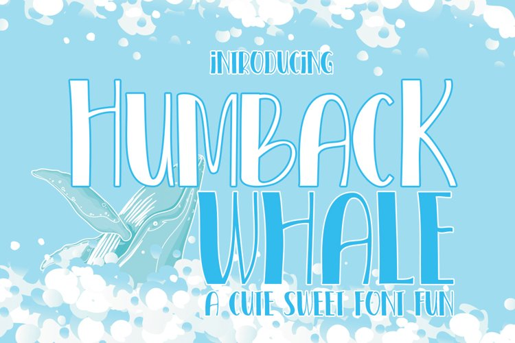 Humback Whale example image 1