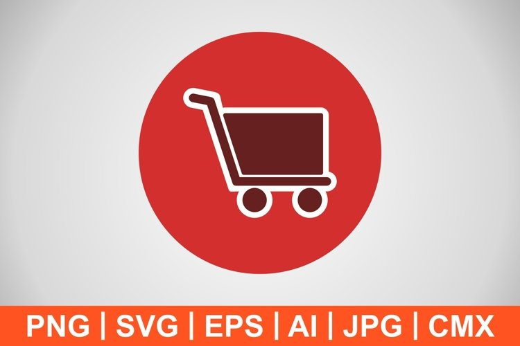Vector Cart Icon example image 1