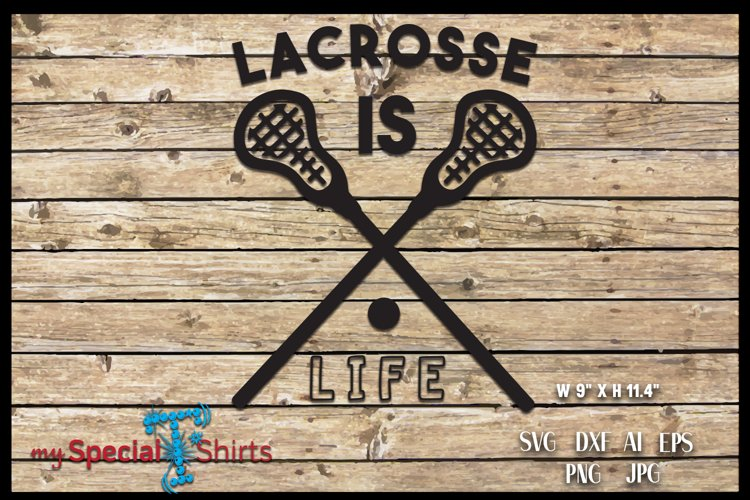 Lacrosse Mobile SVG, DFX, EPS, JPG, PNG