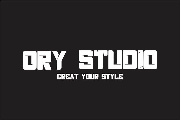 ORY STUDIO example image 1