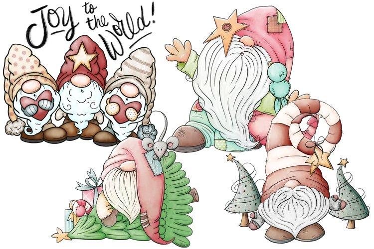 XL12 inch Christmas Gnomes