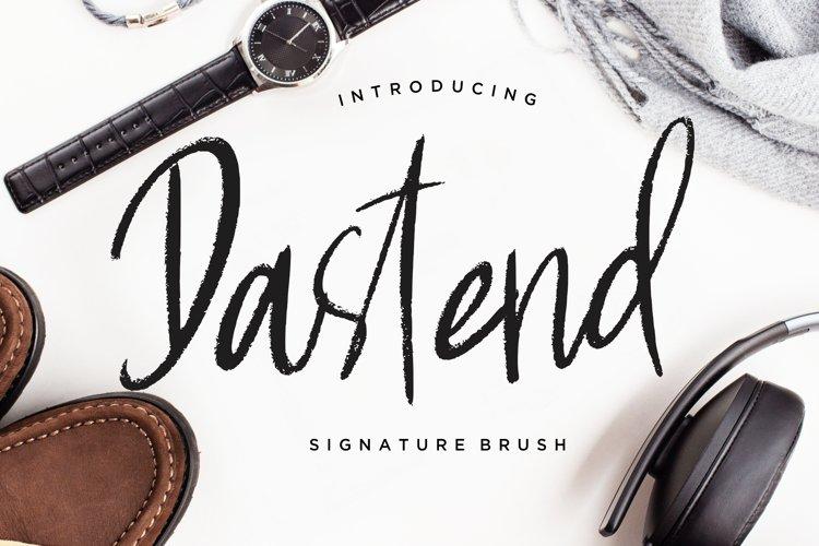 Dastend Signature Brush example image 1
