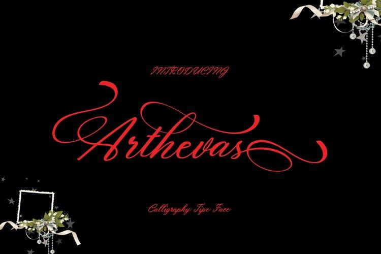 Arthevas example image 1