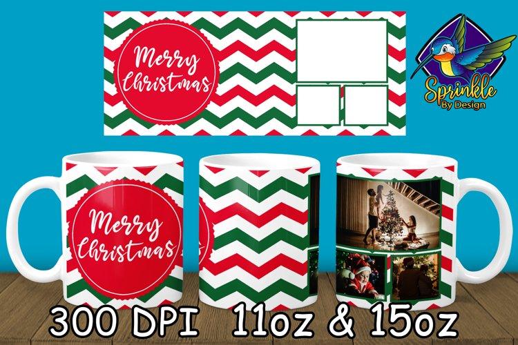 Christmas Mug Sublimation - Photo Sublimation Mug Designs example image 1