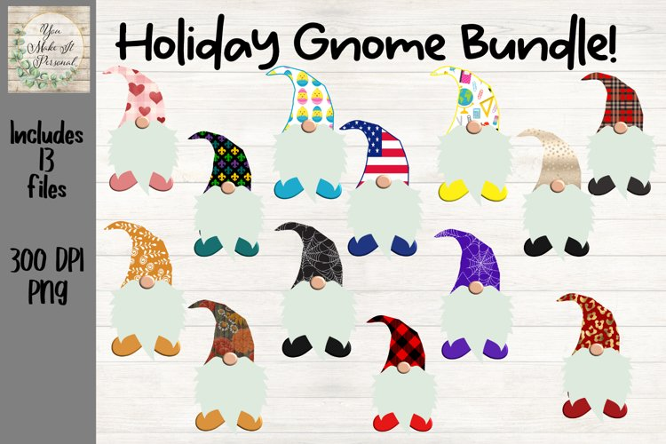Gnome Bundle, Gnomes for Seasons and Holidays!