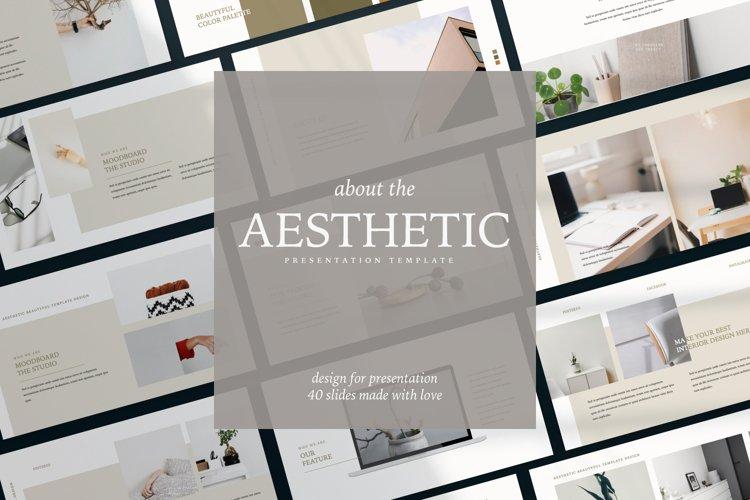 Aesthetic Brand Powerpoint