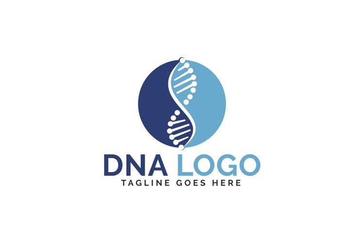 DNA Logo Design. example image 1