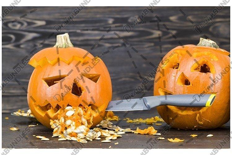 a festive pumpkin example image 1