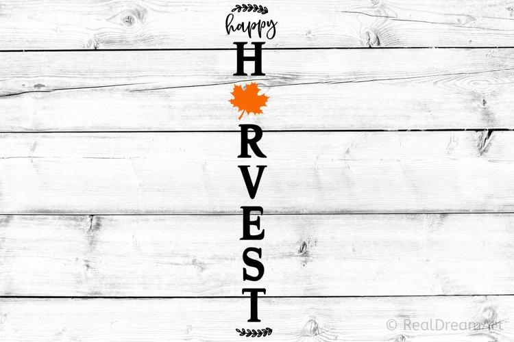 Happy Harvest Porch Sign Svg Dxf Png Eps 918142 Cut Files Design Bundles
