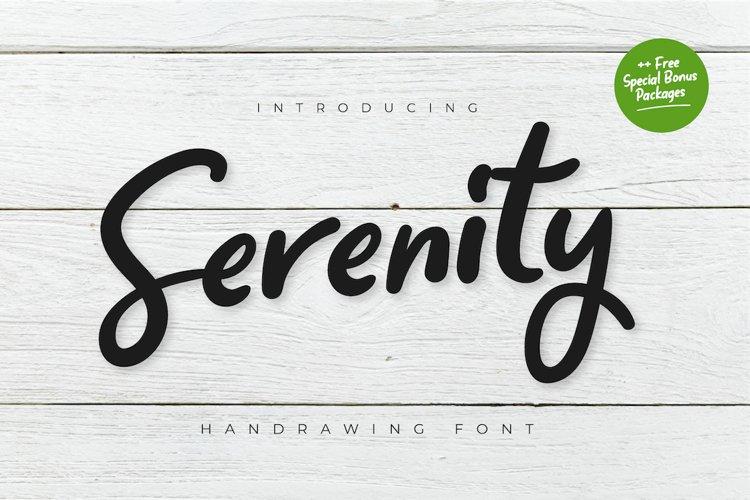 Serenity example image 1